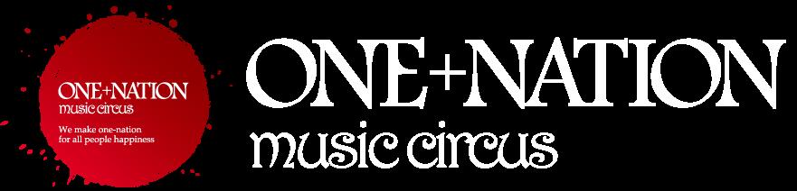 ONE+NATION music circus @Bisei | ワンネーションミュージックサーカス@美星 logo